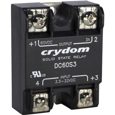 CRYDON PANEL MOUNT SOLID STATE RELAYS - DC60 SERIES