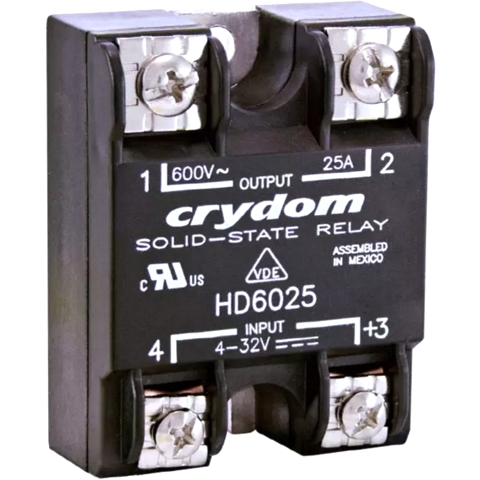 CRYDON PANEL MOUNT SOLID STATE RELAYS - HA60 & HD60 SERIES