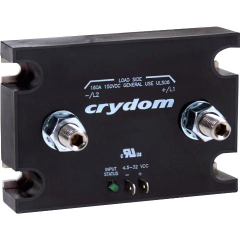 CRYDON PANEL MOUNT SOLID STATE RELAYS - HDC 72VDC SERIES