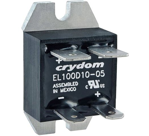 CRYDON PANEL MOUNT SOLID STATE RELAYS - EL SERIES