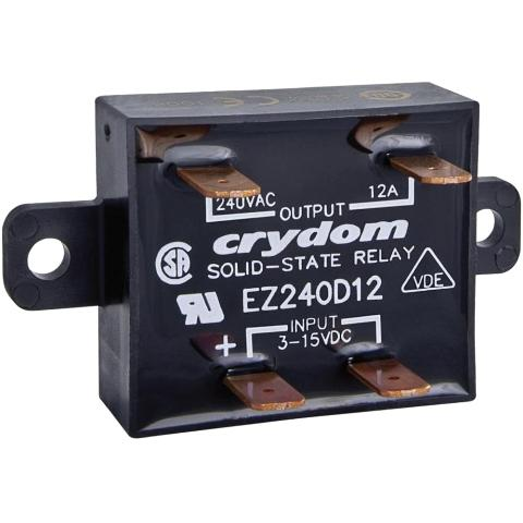CRYDON PANEL MOUNT SOLID STATE RELAYS - EZ SERIES