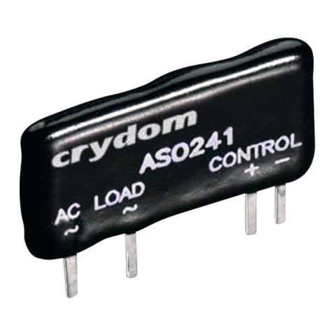 ממסר SPST-NO , 12VAC ~ 280VAC , 2A - SSR CRYDOM