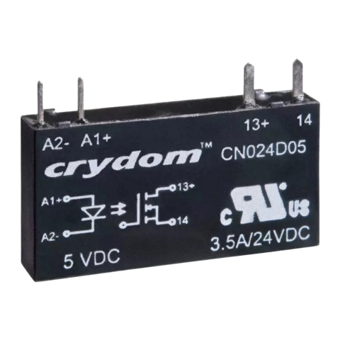 CRYDON PCB MOUNT SOLID STATE RELAYS - CN SERIES