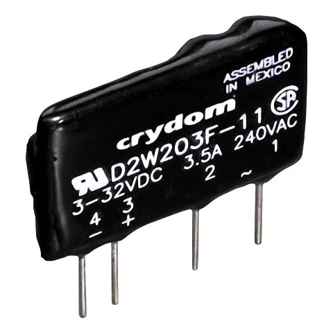 CRYDON PCB MOUNT SOLID STATE RELAYS - D2W SERIES
