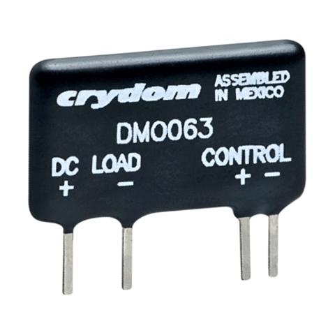 ממסר SPST-NO , 0VDC ~ 60VDC , 3A - SSR CRYDOM