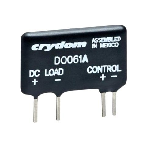 CRYDON PCB MOUNT SOLID STATE RELAYS - DO SERIES