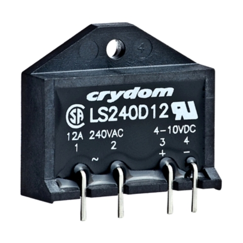 CRYDON PCB MOUNT SOLID STATE RELAYS - LS SERIES