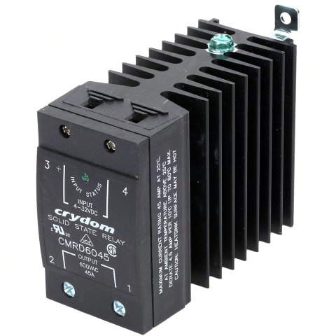 CRYDON DIN RAIL MOUNT SOLID STATE RELAYS - CMR48 SERIES