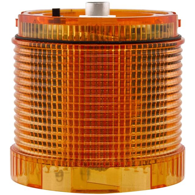 מנורת התראה כתומה מודולרית - LED , 85VAC~275VAC , D/F MOFLASH SIGNALLING