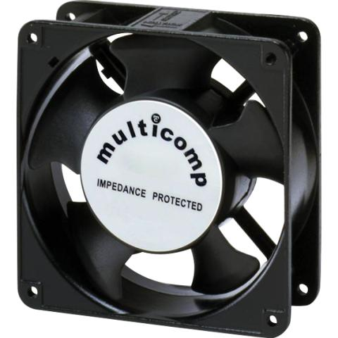 MULTICOMP VAPO TECHNOLOGY 115VAC AXIAL FANS