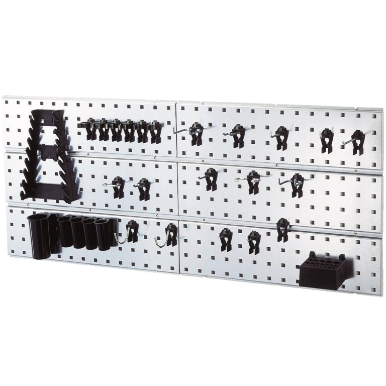 RAACO PROFESSIONAL TOOL WALL PANELS