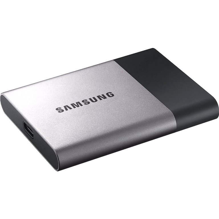 SAMSUNG PORTABLE SSD DRIVES - T3 SERIES