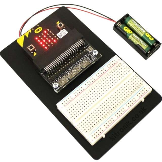 KITRONIK PROTOTYPING SYSTEM FOR THE BBC MICRO:BIT - 5609