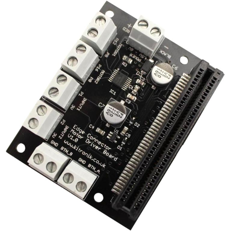 KITRONIK DRV8833 MOTOR DRIVE FOR THE BBC MICRO:BIT - 5602