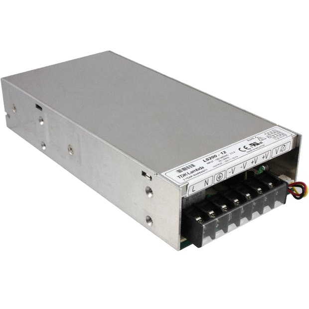 TDK LAMBDA INDUSTRIAL POWER SUPPLIES - LS200 SERIES