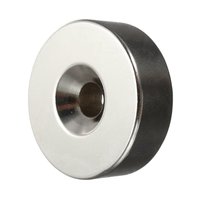 מגנט - NEODYMIUM RING - 20MM X 10MM ECLIPSE MAGNETICS