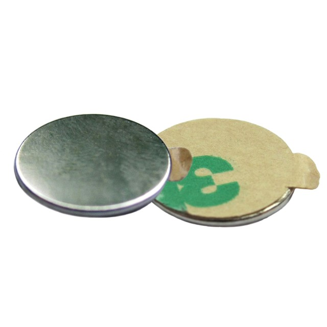 ECLIPSE MAGNETICS ADHESIVE BACKED DISC MAGNETS