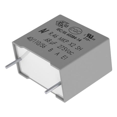 ARCOTROMICS X2 CLASS METALLIZED POLYPROPYLENE FILM CAPACITORS - R46 SERIES