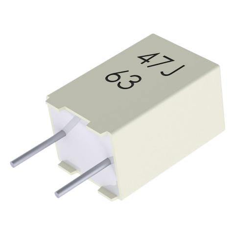 ARCOTRONICS POLYESTER CAPACITORS - R60 SERIES