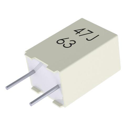 קבל פוליאסטר - 0.1UF 100VDC ARCOTRONICS