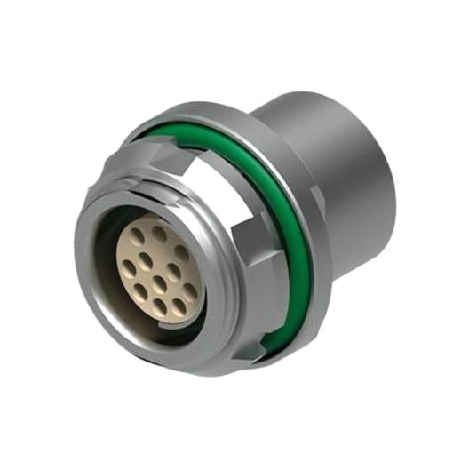 מחבר FISCHER - נקבה לפנל - 4 מגעים - DBPU 103-A053-130 FISCHER CONNECTORS