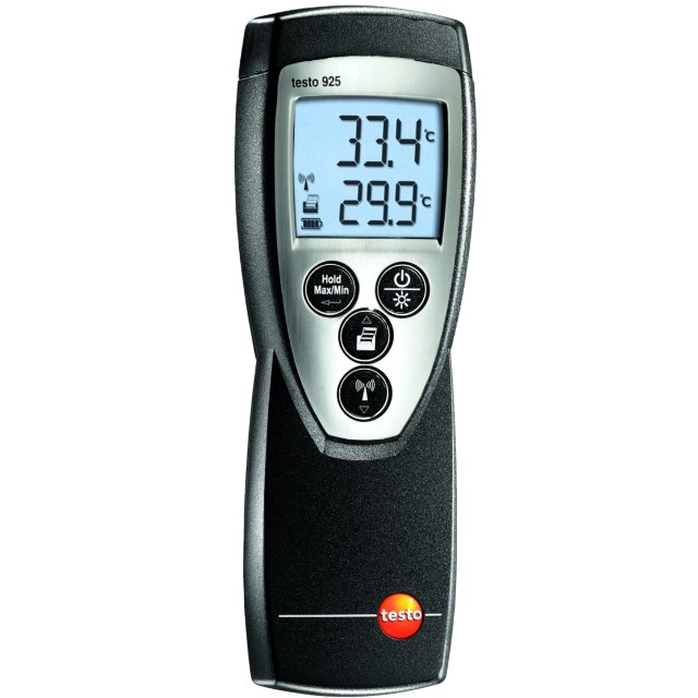TESTO 925 DIGITAL HAND HELD THERMOMETER