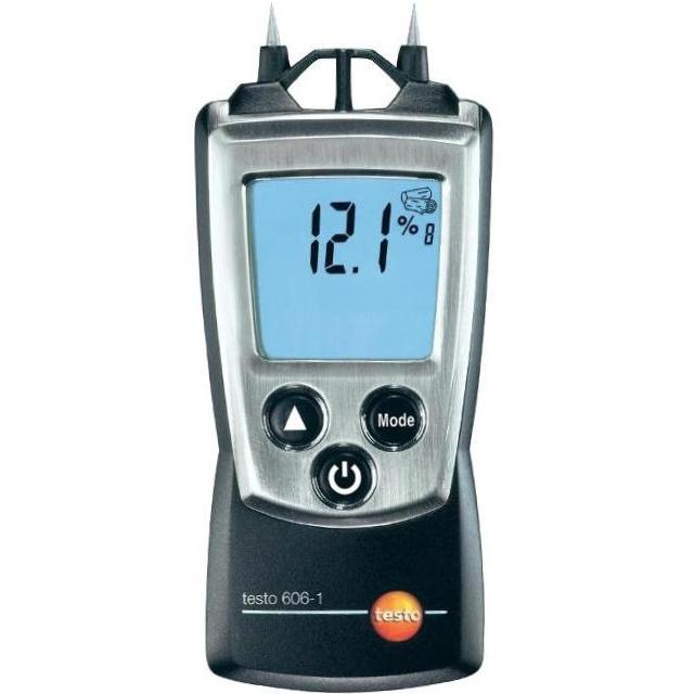 מודד לחות ידני דיגיטלי -  TESTO 606-1 MOISTURE METER TESTO