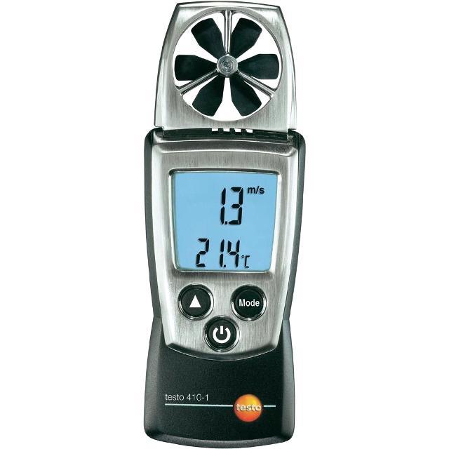 מודד ספיקת אוויר וטמפרטורה  - TESTO 410-1 ANEMOMETER TESTO