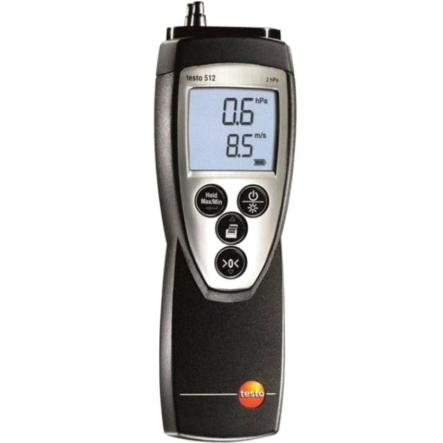 TESTO 512 DIGITAL HAND HELD MANOMETER