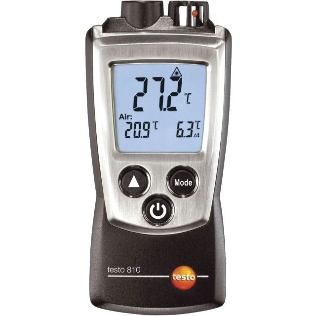 TESTO 810 DIGITAL HAND HELD THERMOMETER