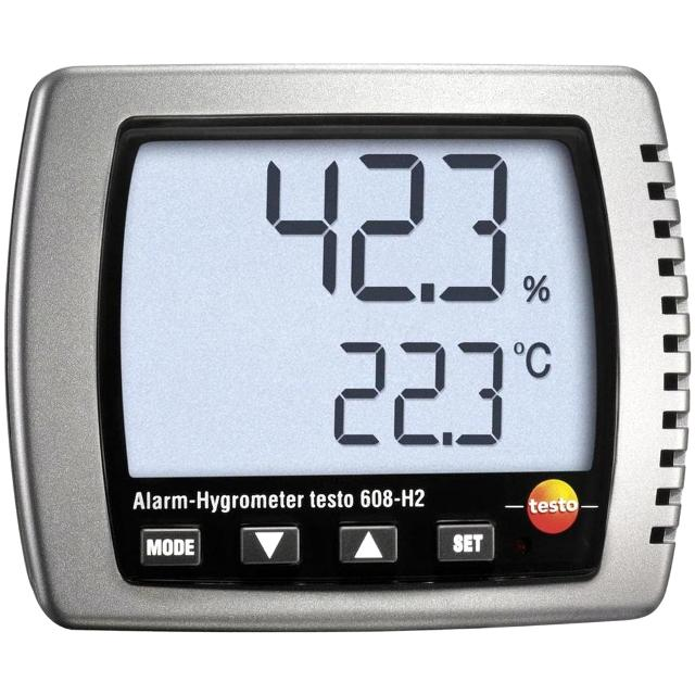 TESTO 608 SERIES DIGITAL THERMOMETERS