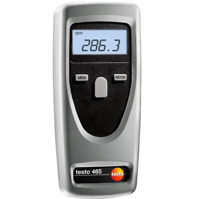 TESTO 465 DIGITAL HAND HELD TACHOMETER