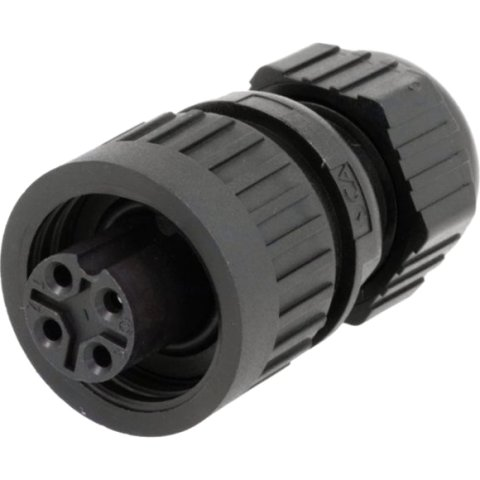 HIRSCMANN CIRCULAR IP67 INDUSTRIAL CONNECTORS - CA SERIES