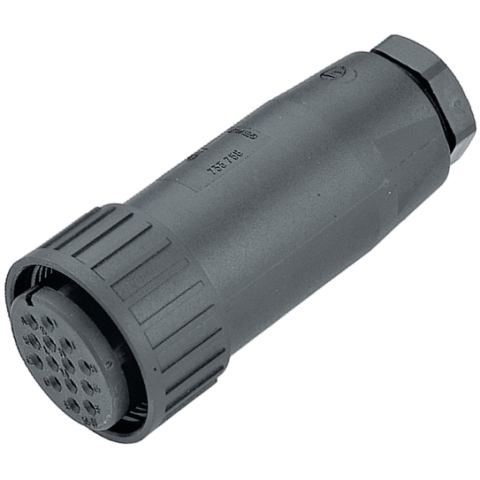 HIRSCMANN CIRCULAR IP67 INDUSTRIAL CONNECTORS - CM SERIES