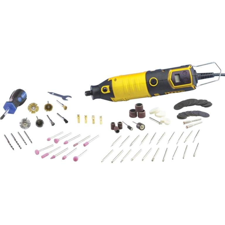 ROTACRAFT 230V ROTARY TOOL KIT - RC250X