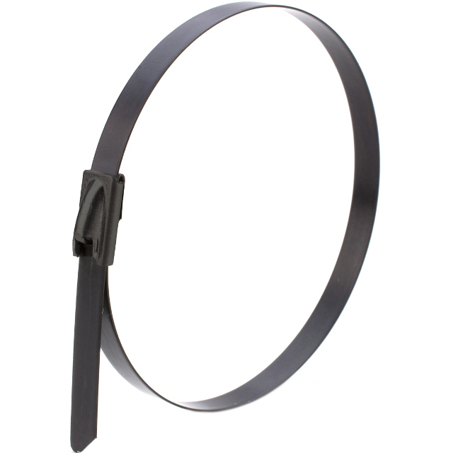 PRO POWER COATED STAINLESS STEEL CABLE TIES - BC SERIES