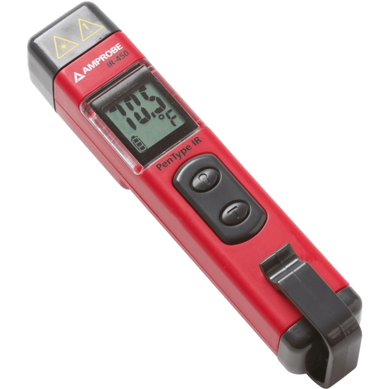 מודד טמפרטורה AMPROBE IR-450-EUR - IR AMPROBE