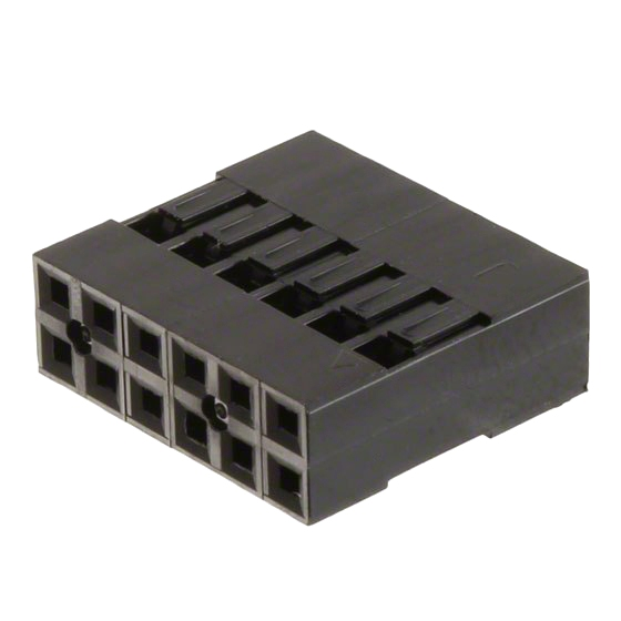 MULTICOMP 2.54MM WIRE-TO-BOARD HOUSINGS
