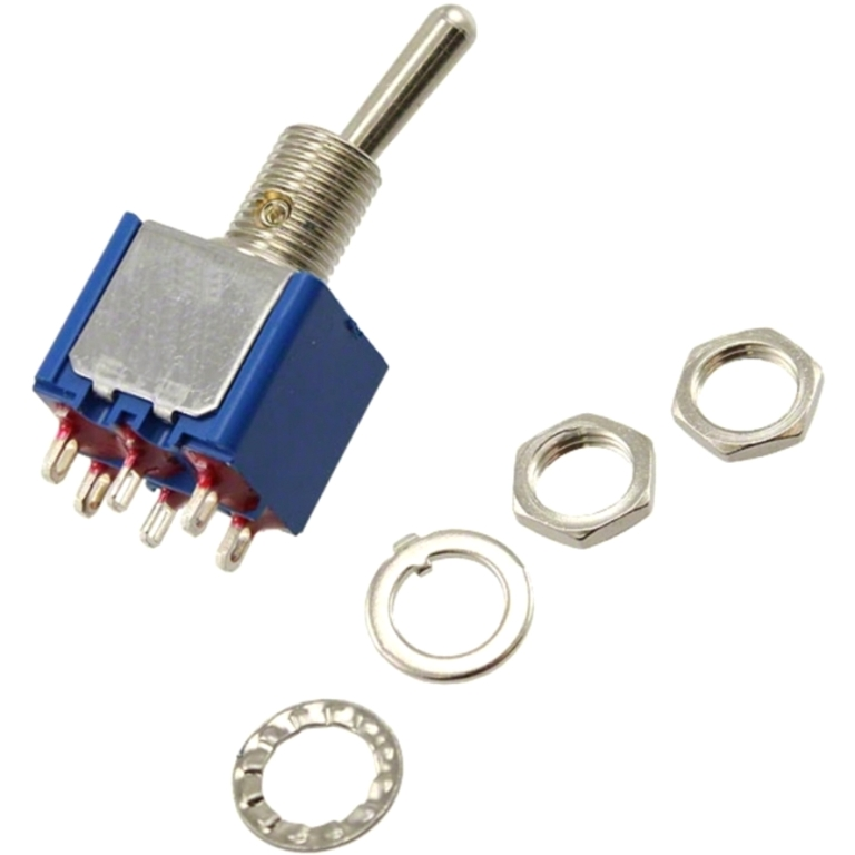 APEM PANEL MOUNTING MINIATURE TOGGLE SWITCHES