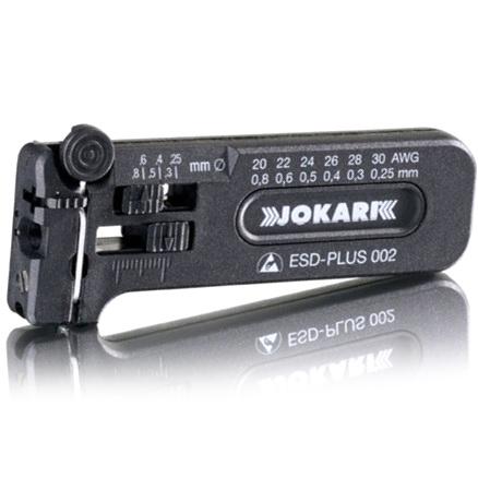 JOKARI ESD SAFE PRECISION WIRE STRIPPER - ESD-PLUS 002 - 40028