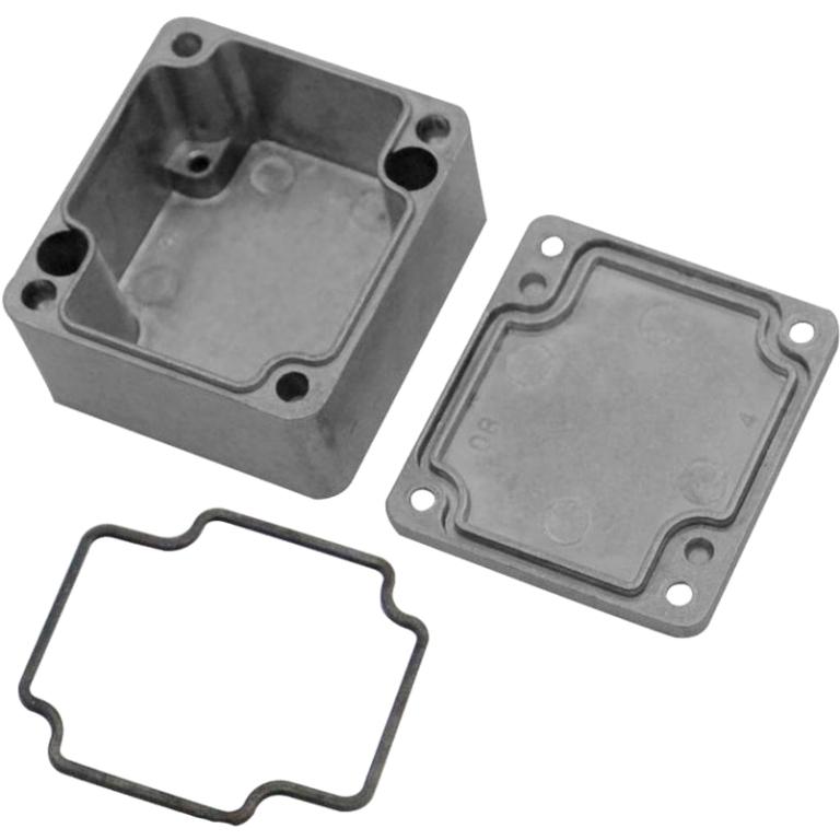 קופסת זיווד ממתכת - EPDMG SERIES - 200X120X75MM MULTICOMP