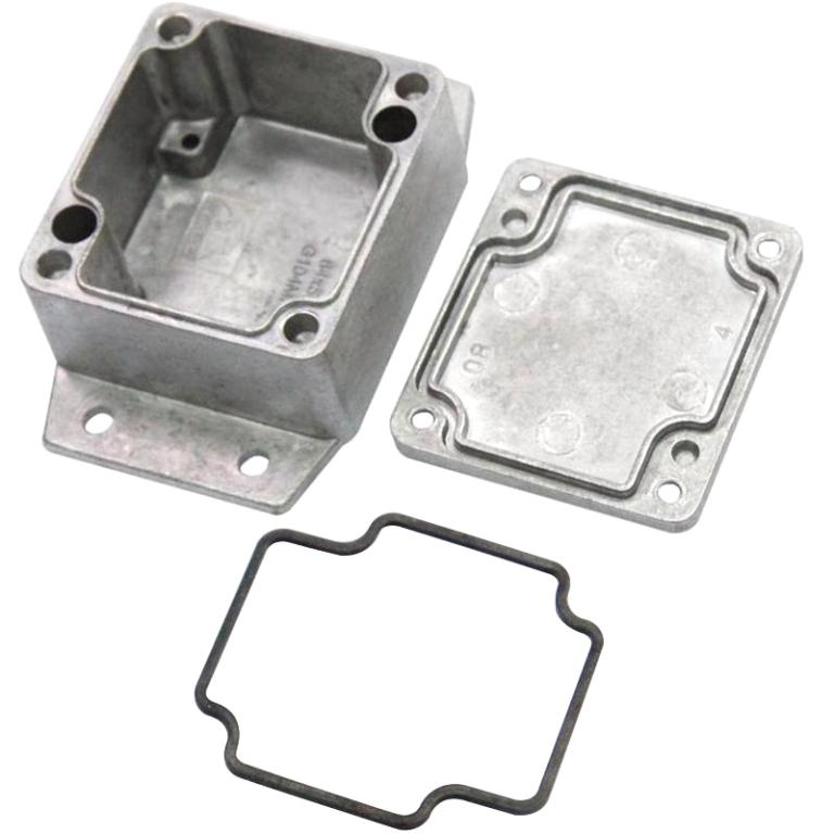 קופסת זיווד ממתכת - EPDMMFA SERIES - 200X120X75MM MULTICOMP