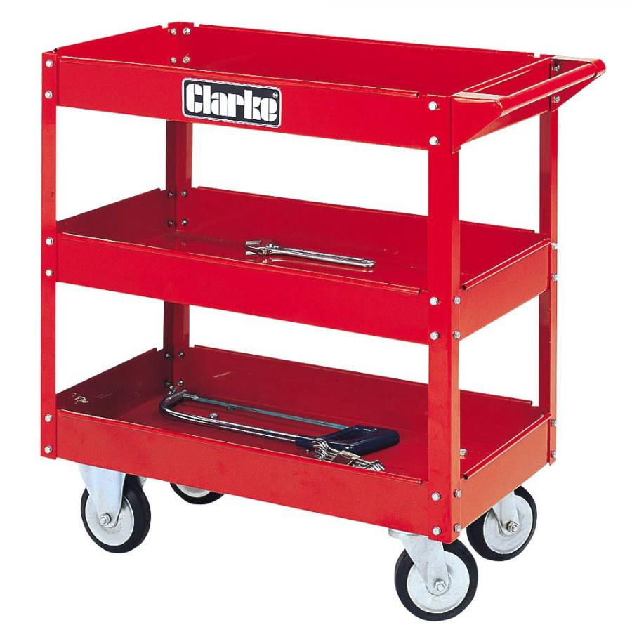 CLARKE SERVICE TROLLEYS