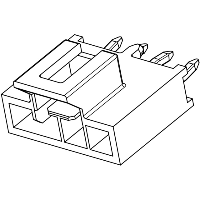 MOLEX 2.5MM PITCH NANO-FIT CONNECTORS