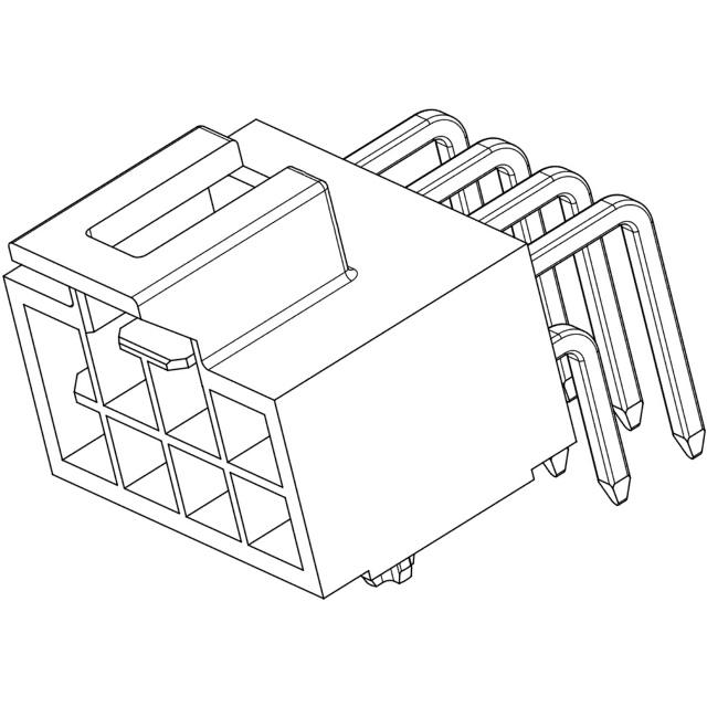 MOLEX 2.5MM PITCH NANO-FIT CONNECTORS