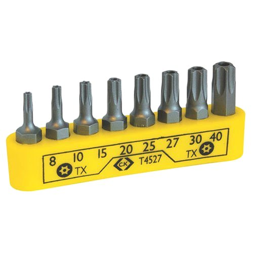 CK TOOLS PREMIUM QUALITY BIT SETS