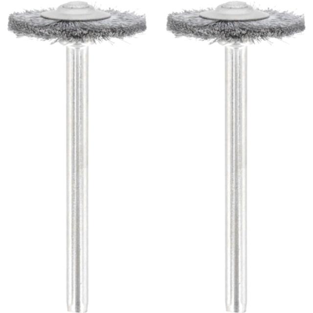 DREMEL CARBON STEEL BRUSHES