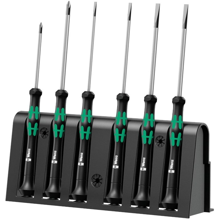 WERA KRAFTFORM MICRO SCREWDRIVERS