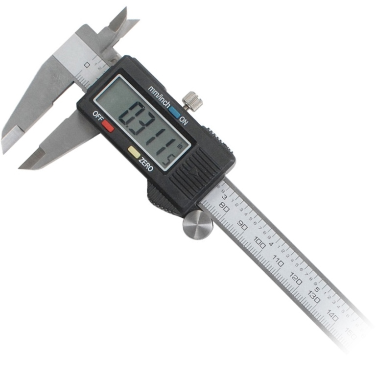 DURATOOL STAINLESS STEEL PROFESSIONAL DIGITAL CALIPERS