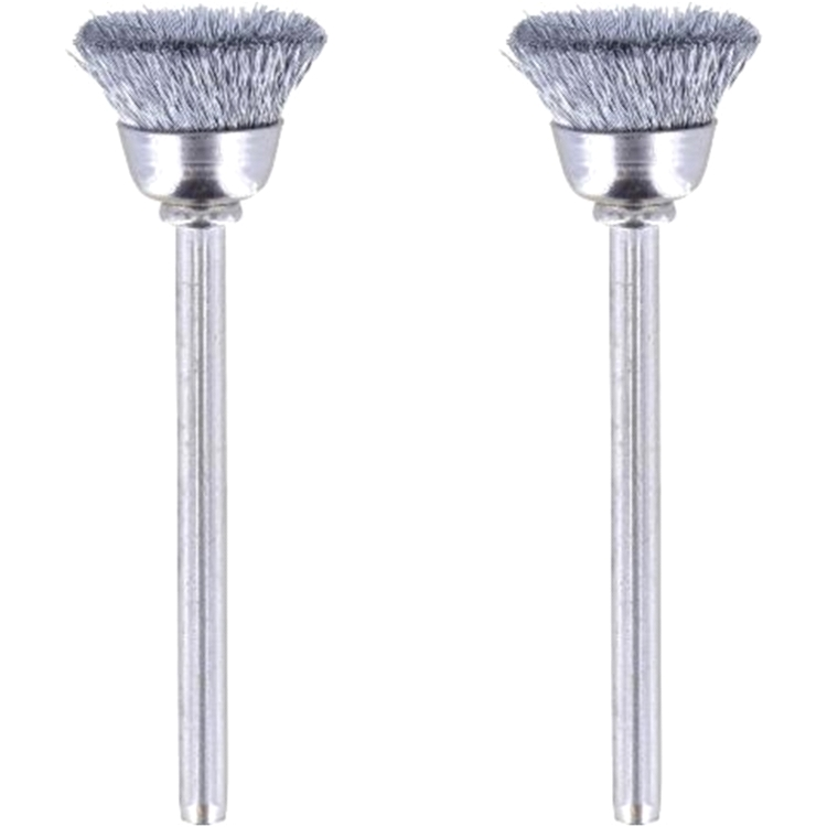 DREMEL CARBON STEEL BRUSHES